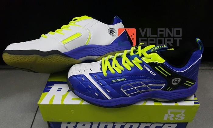 Jual sepatu badminton rs jeffer r820 cek harga di PriceArea.com 15bef2e139