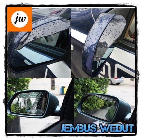 harga Pvc pelindung spion kaca mobil variasi anti hujan Tokopedia.com