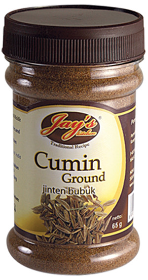 Jay's - CUMIN GROUND (Jinten Bubuk) Botol 65 gram