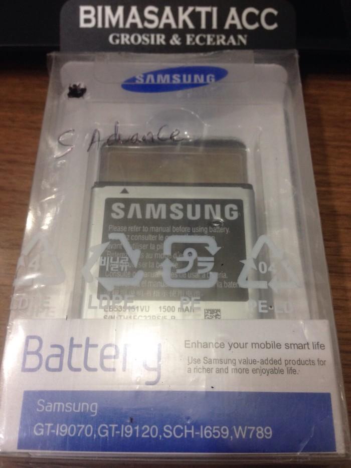 harga Battery baterai original 100% samsung galaxy s advance (gt-i9070) Tokopedia.com