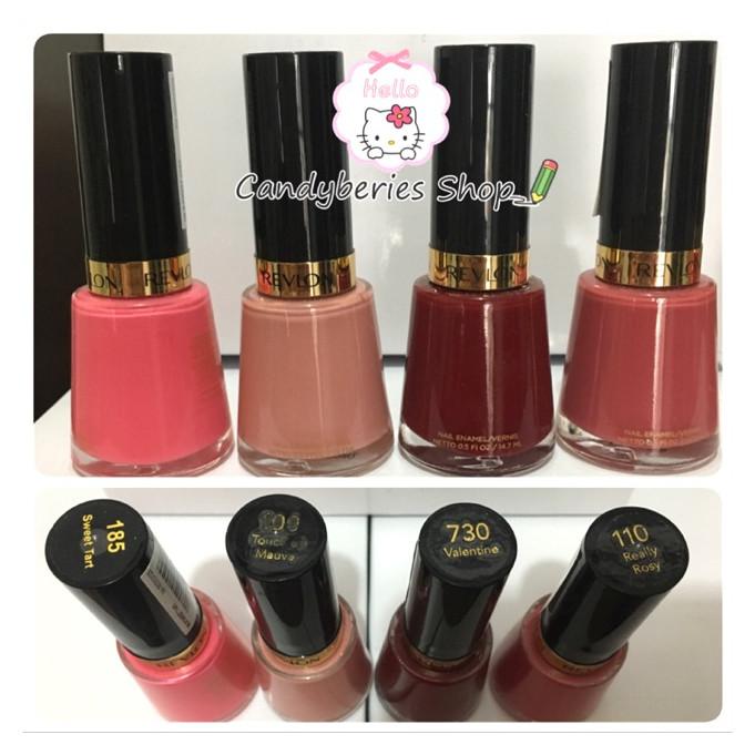 Foto Produk Kutek Revlon Nail Enamel dari Candyberies Shop