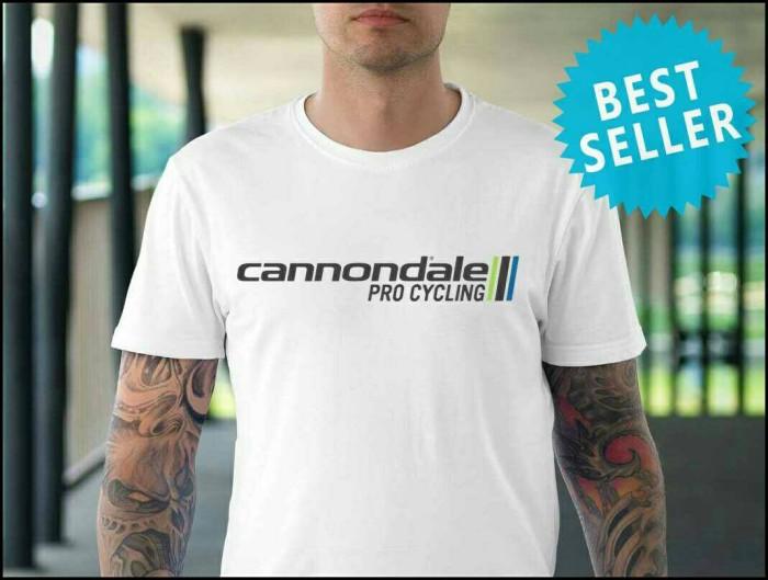 harga Kaos cannondale pro cycling - seuseuh beungeut Tokopedia.com