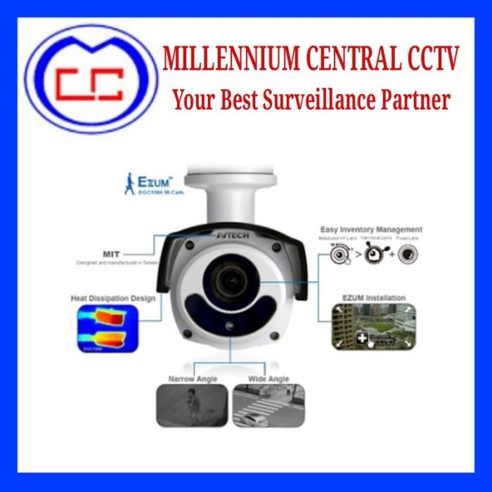 harga Avtech dgc-1306 hdtvi cctv camera outdoor Tokopedia.com