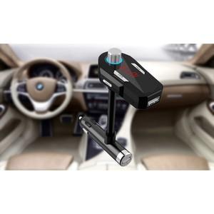 Foto Produk original Bluetooth Car FM Music Transmitters Smartphone Dual Cha kere< dari toko santy