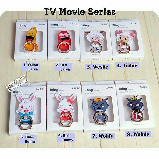 harga Iring stand ring stent holder tv movie / penyangga hp bunny wolf Tokopedia.com
