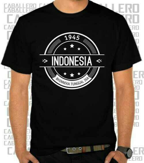 harga Kaos indonesia bhinneka tunggal ika Tokopedia.com