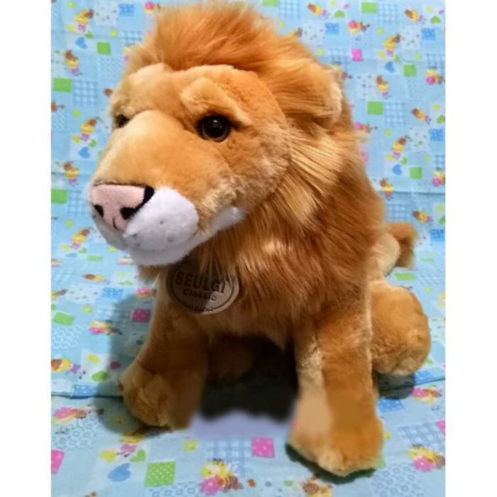 harga Exported boneka singa lion real Tokopedia.com