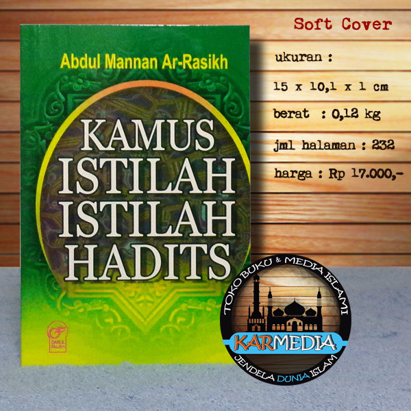 Buku Islami Kamus Istilah Istilah Hadits - Darul Falah - Karmedia