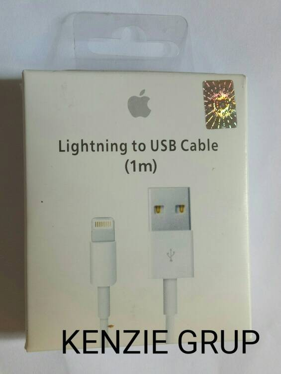 harga Kabel charger /data iphone 5 / 5s / 6 / 6+ / ipad mini Tokopedia.com