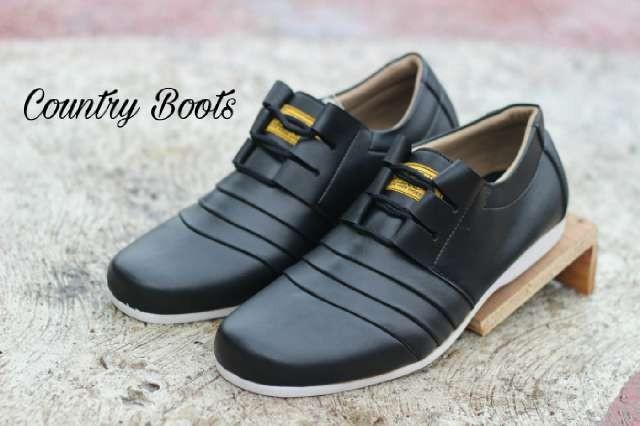 harga Sepatu casual pria sepatu cpuntry boots rample slop Tokopedia.com