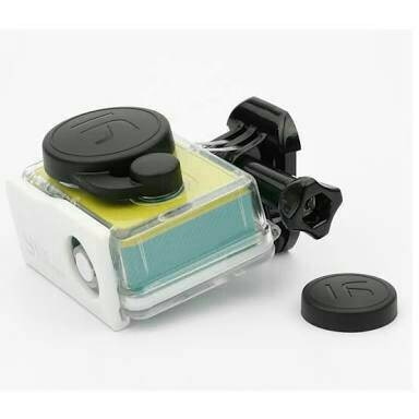 Tutup Pelindung Kaca Lensa Xiaomi Yi Lens Cap Cover Penutup Waterproof