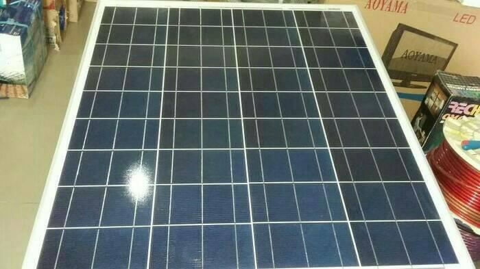 harga Solar panel 100w tenaga surya 100 w polycrsytalline venus vg-100-18-p Tokopedia.com