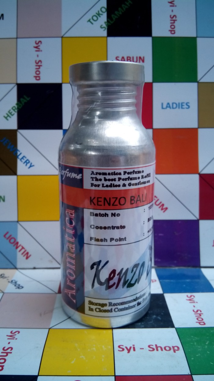 harga Bibit Parfum Kenzo Bali Non Alkohol 100ml Segel Tokopedia.com