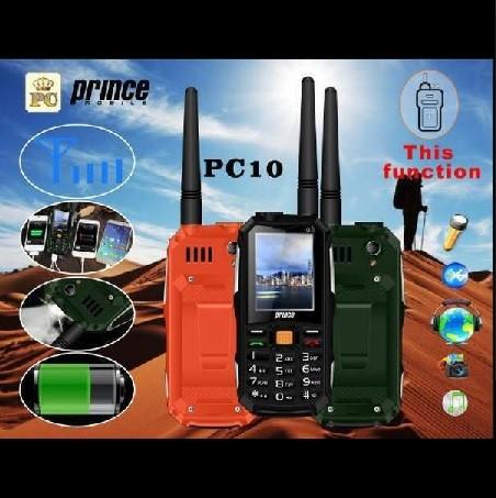 harga Prince pc 10 bisa handy talkie Tokopedia.com