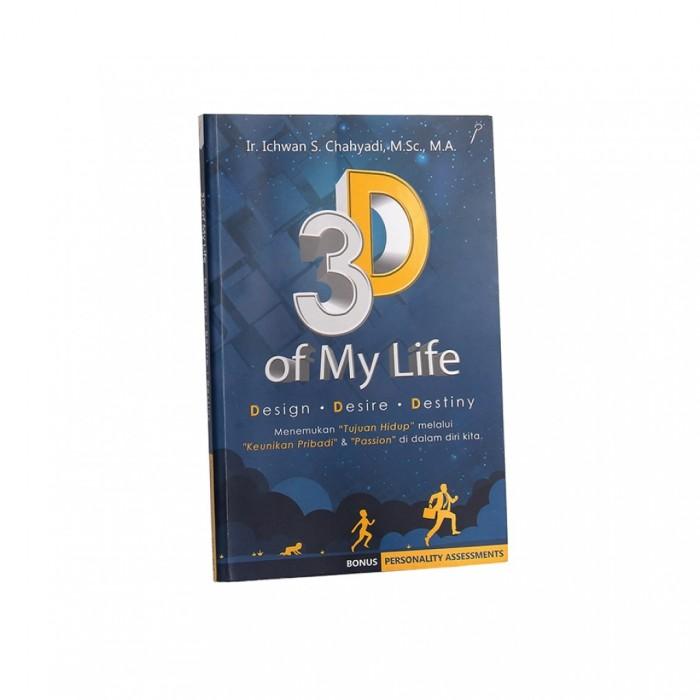 harga Buku 3d of my life Tokopedia.com