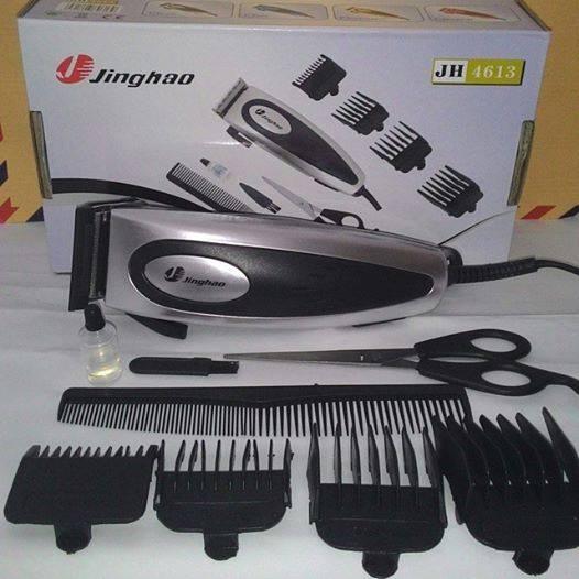 Cukuran jinghao JH 4613   alat cukur potong rambut   hair clipper set 4265904420