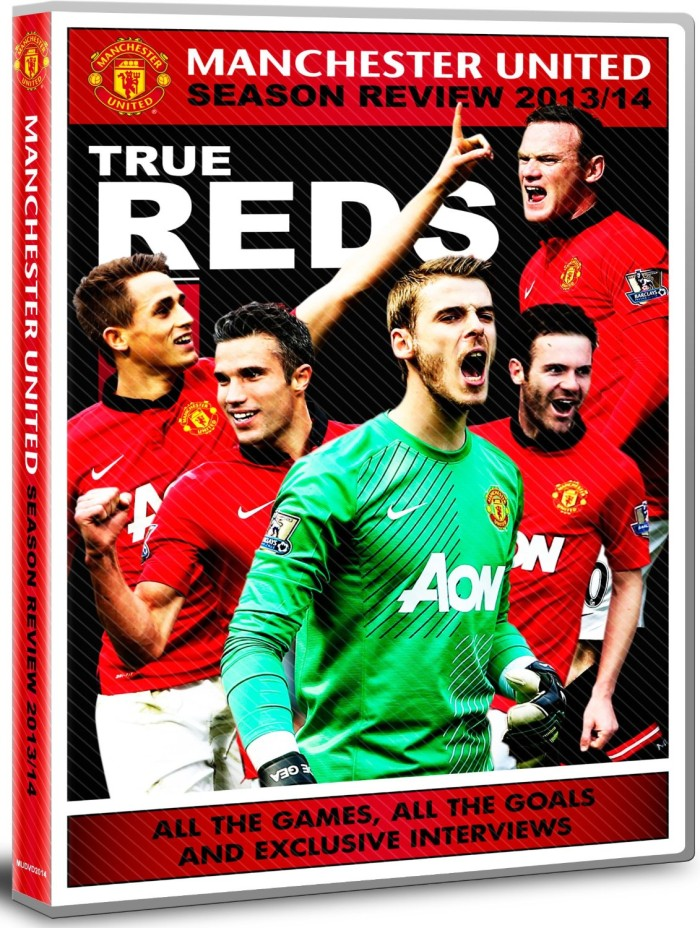 harga Dvd manchester united season review 2013/14 Tokopedia.com