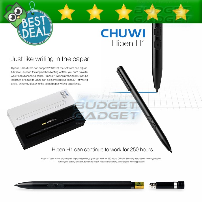 harga Chuwi hi-pen h1 stylus for chuwi hi12 (original) Tokopedia.com