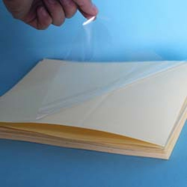 Foto Produk Sticker laminasi tahan air pelapis printing photo paper A4 dari Si Pesek