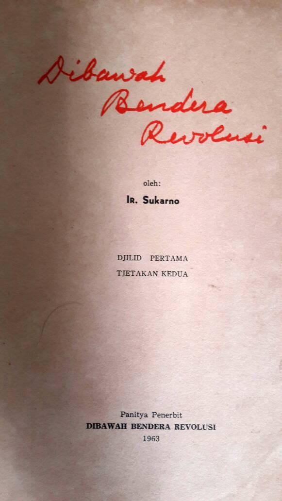 Buku Dibawah Bendera Revolusi Download