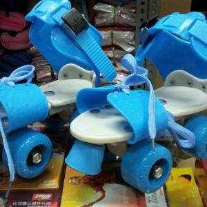 Sepatu roda dry skate / sepatu roda 4 anak