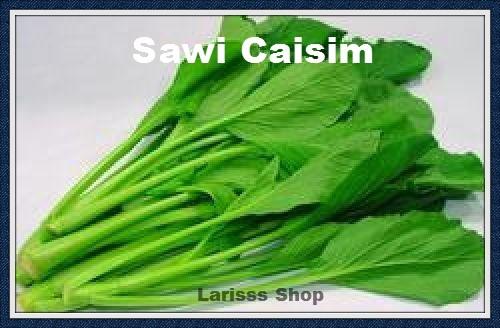 Bibit Benih Sawi Caisim / Sayur Caisim Manis
