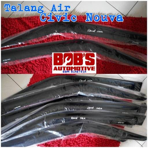 harga Talang air honda civic nova / nouva sh3 model slim Tokopedia.com