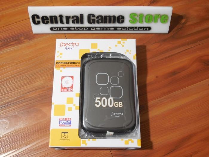 harga Ps3 hardisk eksternal 500gb usb 3.0 case - cfw full game Tokopedia.com