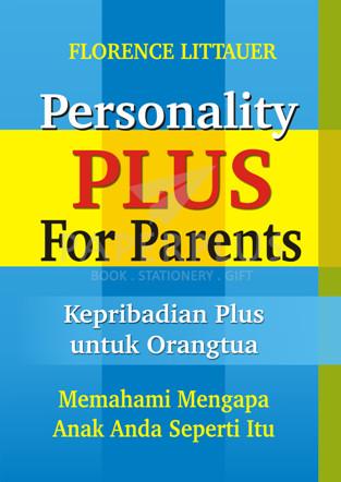 harga Personality plus for parents (kepribadian plus untuk orangtua) Tokopedia.com