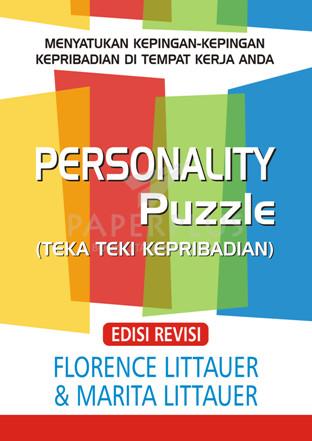 harga Personality puzzle (teka-teki kepribadian) Tokopedia.com
