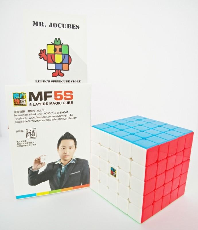 harga Rubik 5x5 mofang jiaoshi mf5 s stickerless speedcube Tokopedia.com