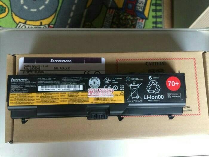 harga Battery original lenovo thinkpad t430 t530 w530 l530 l430 t520 w520 Tokopedia.com