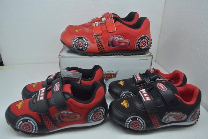 harga Sepatu racing cars, sepatu sekolah anak laki laki, sepatu tk paud sd Tokopedia.com