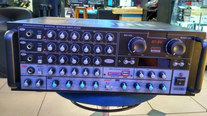harga Amplifier mixer power bt-88 Tokopedia.com