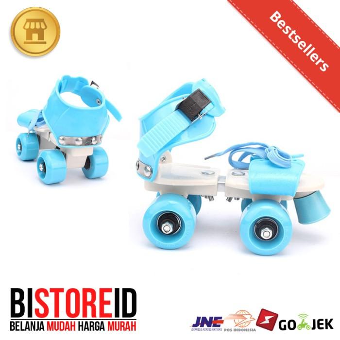 harga Dry skate sepatu roda anak ban pu karet Tokopedia.com
