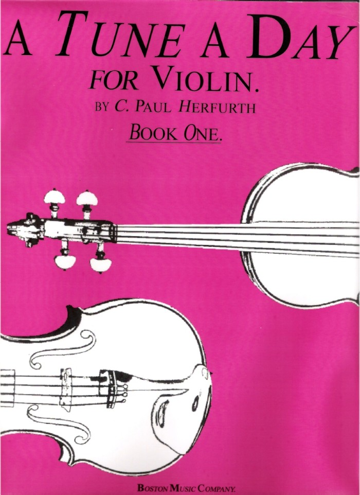harga (new) buku biola - a tune a day - book 1 - buku musik buku violin Tokopedia.com