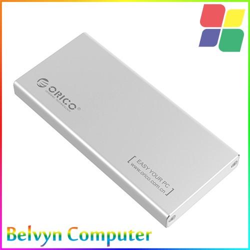 harga Orico msata to usb 3.0 type c ssd enclosure adapter case - msa-uc3 Tokopedia.com