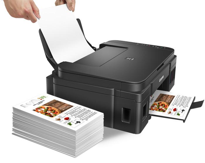 Jual Printer Canon G1000 Pixma Printer Infus Resmi