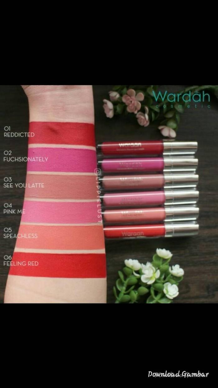 harga Lipstik wardah exclusif khusus atc no 2 Tokopedia.com