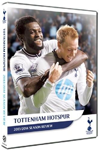 harga Dvd tottenham hotspur season review 2013/14 Tokopedia.com