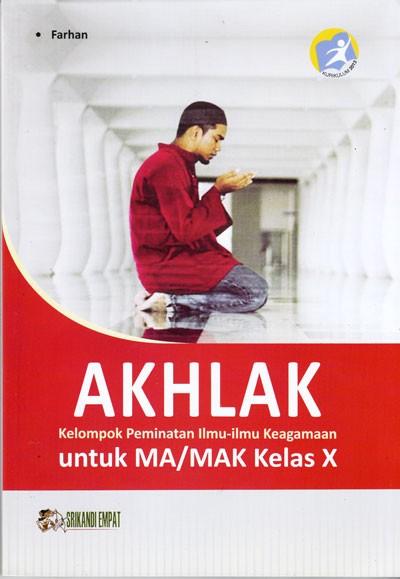 harga Buku akhlak peminatan ma/mak kelas x - kurikulum 2013 Tokopedia.com