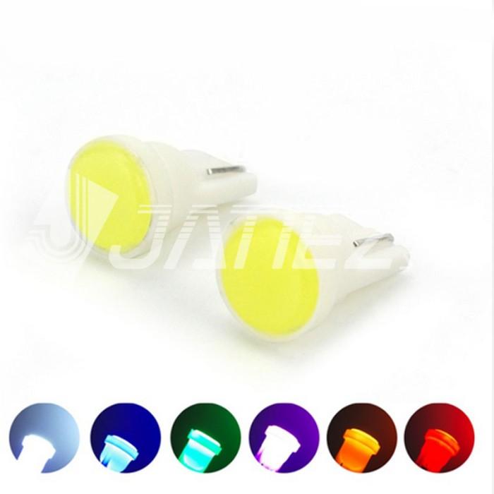 Foto Produk LED T10 Keramik W5W 1 Watt Senja / Speedo / Dashboard dll dari JATIEZ Store