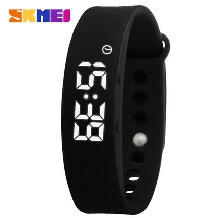 Skmei jam tangan led gelang fitness tracker-w05