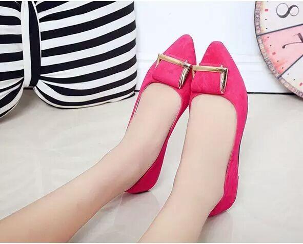harga Sepatu sendal cewe wanita balet flat shoes agn713 merah Tokopedia.com