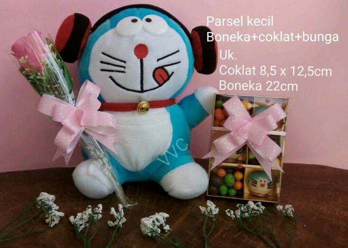 Jual Parsel Boneka Doraemon Coklat Bunga Kado Valentine Kecil 61fba1d250