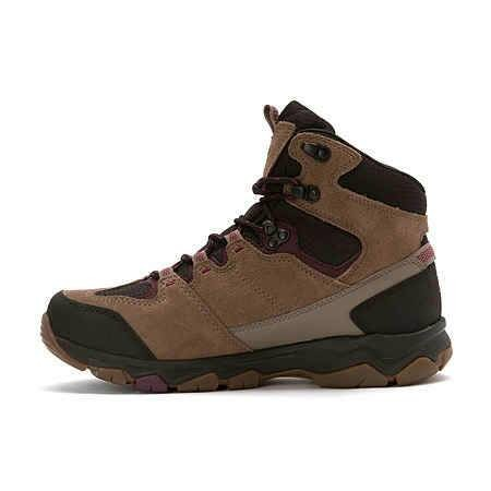 harga Sepatu jack wolfskin mtn attack 5 texapore mid hiking boots womens Tokopedia.com
