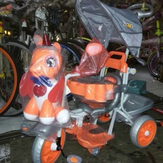 harga Sepeda anak roda tiga kuda pony Tokopedia.com