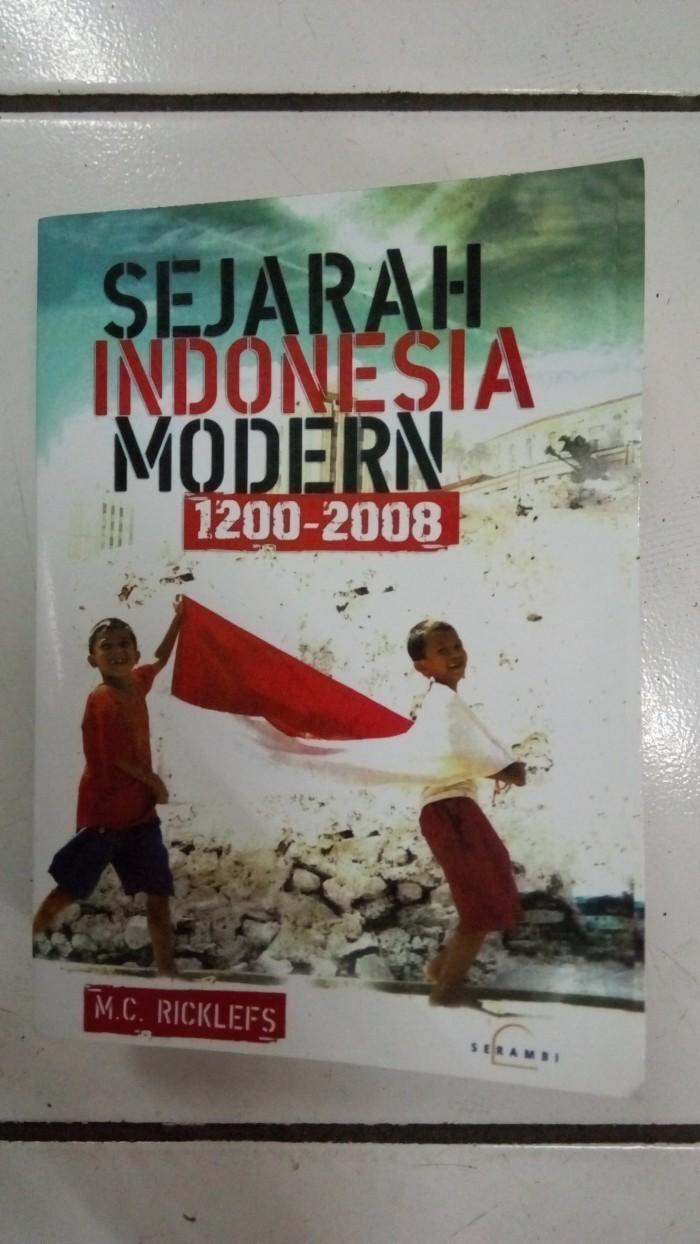 Sell MC Ricklefs - History of Modern Indonesia 1200-2008