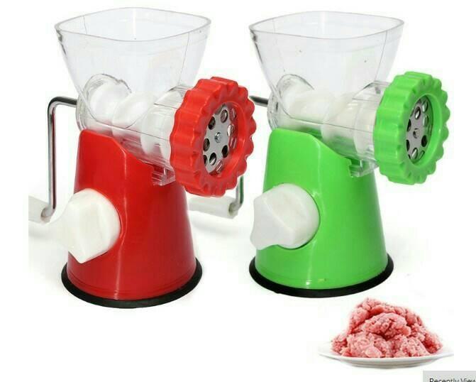 harga Meat grinder penggiling daging sayur buah manual Tokopedia.com