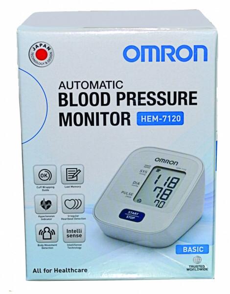 harga Automatic blood pressure monitor - alat monitor tekanan darah - omron Tokopedia.com